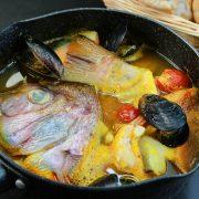 Bouillabaisse – från Marseille tilll svenska middagsbord